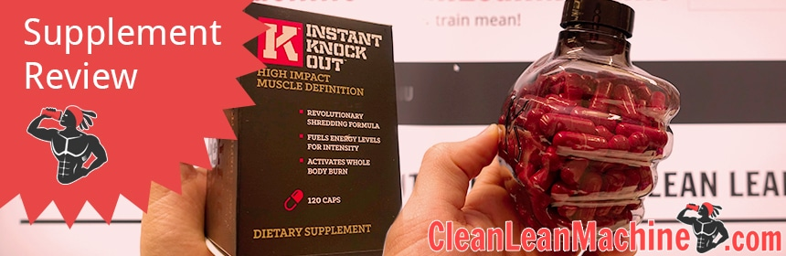 Instant Knockout Review - top recommended fat burner