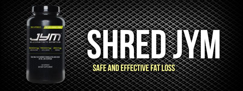 Shred Jym Fat Burner Review 183 Clean Lean Machine