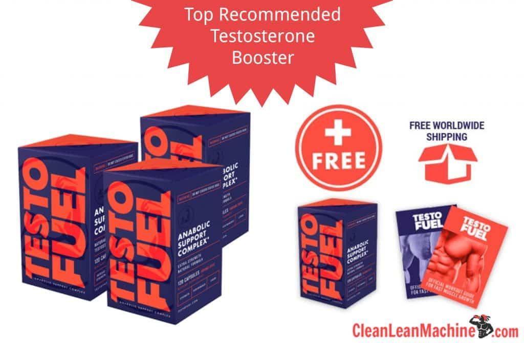 TestoFuel Review Summary - Top Recommended Testosterone Booster