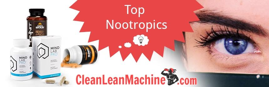 Top 5 Nootropics Supplements for 2018