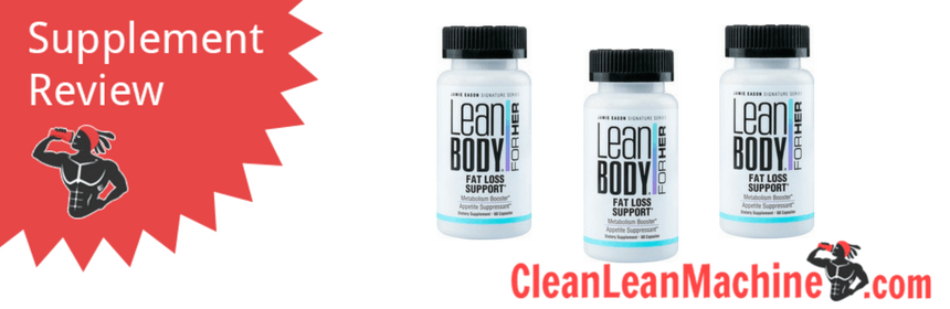 jamie eason lean body review, jamie eason lean body review review, female fat burners, top female fat burners