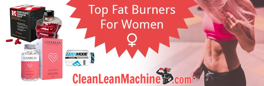 Top Female Fat Burners for 2018