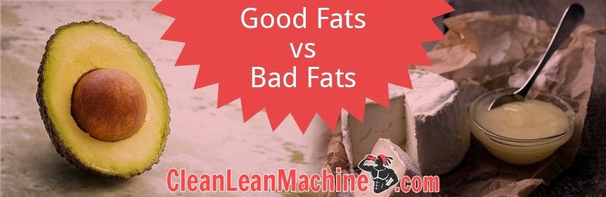 Saturated fat vs unsaturated fat - what fats are bad for you?