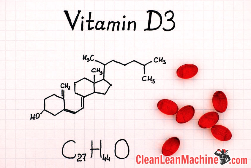 5 challenges of a vegan diet for fitness - vitamin D3