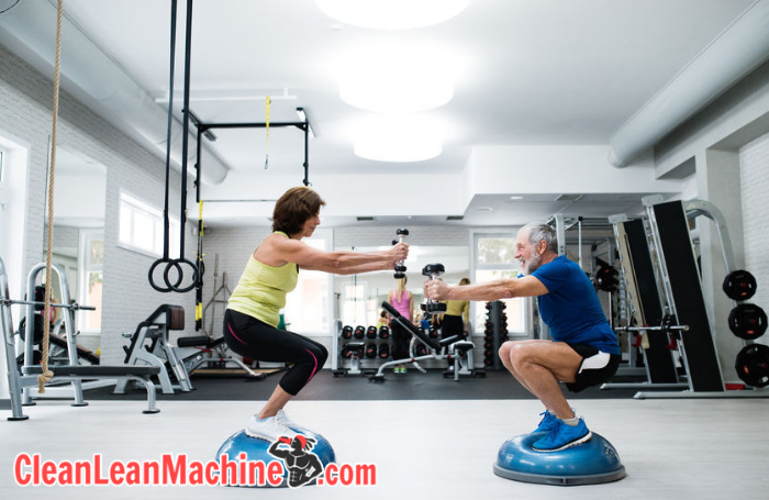 Is power trainign safe for the elderly? Improve your health